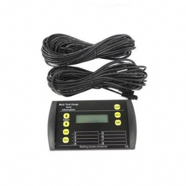 STERLING 8 TANK LCD DISPLAY SCANNER
